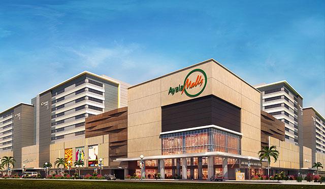 Arca Ayala Mall